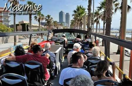 Open Air Bus Tour Benalmadena