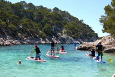 Paddle Board  pour mon EVJF à Marseille | Enterrement de vie de jeune fille | idée evjf | idée enterrement de vie de jeune fille | activité evjf |activité enterrement de vie de jeune fille