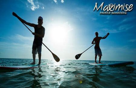 Paddle Boarding Benalmadena