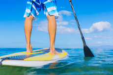 Paddle for my Nice Stag Do | Maximise Stag Weekends