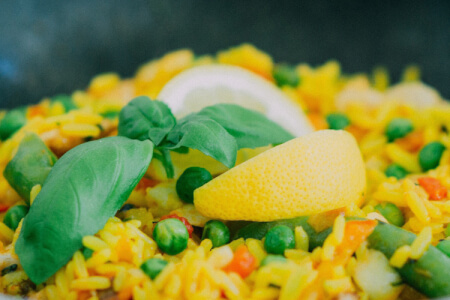 Paella Dinner for my Marbella Hen Party | Maximise Hen Weekends