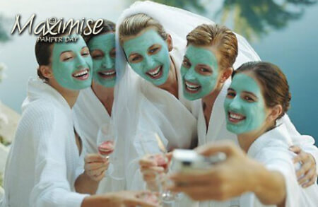 Pamper Party Liverpool for my Liverpool Hen Party | Maximise Hen Weekends