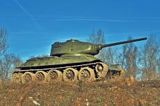 Panzer Schießen für meinen JGA in Poznan    Junggesellenabschied