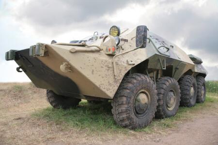 Panzerfahren Budget für meinen JGA in Vilnius | Junggesellenabschied