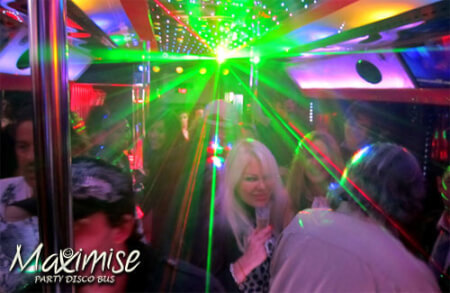 Party Disco Bus Liverpool for my Liverpool Hen Party | Maximise Hen Weekends