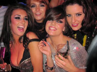 Party Meal Deal Package for my Leeds(Maximise) Hen Party | Maximise Hen Weekends
