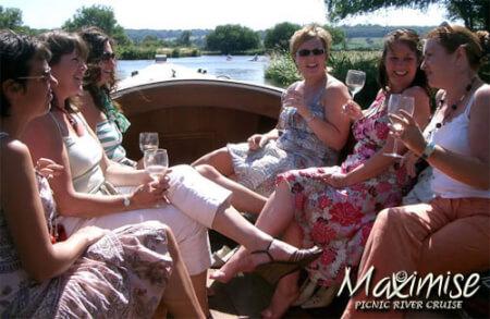 Oxford Picnic River Cruise
