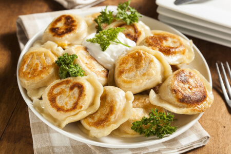 Pierogi Dinner for my Wroclaw Stag Do | Maximise Stag Weekends