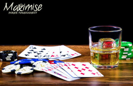 Poker Tournament for your maximise stag party