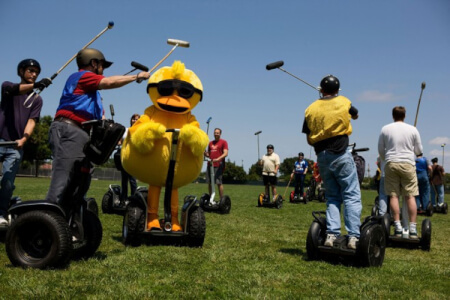 Polo Segway for my Dublin Stag Do | Maximise Stag Weekends