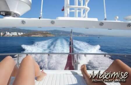 Private Abrazo Boat Tenerife