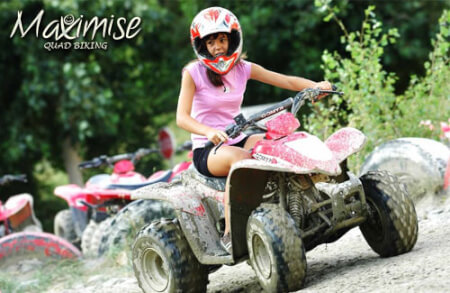 Quad Biking for my Prague Hen Party | Maximise Hen Weekends