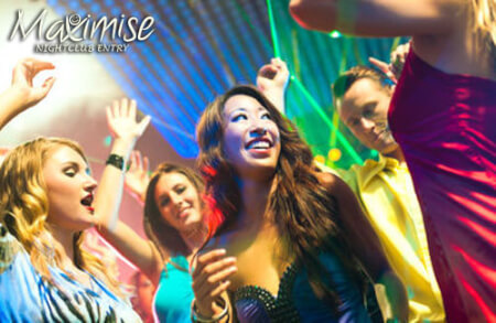 Queue Jump Guestlist Nightclub Entry Manchester for your hen weekend with hen Maximise