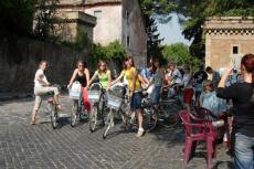 Radtour durch Rom für meinen JGA in Rome | Junggesellenabschied