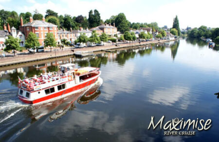 River Cruise Chester for your maximise hen party