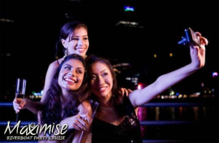 Riverboat Party Cruise with Buffet Newcastle for your hen weekend with hen Maximise