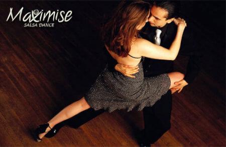 Salsa Dance Newquay