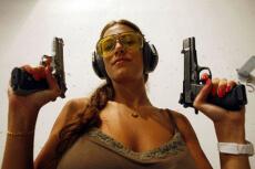 Shooting 3 Guns pour mon EVG à Tallinn | Enterrement de vie de garçon | idée enterrement de vie de garçon | activité enterrement de vie de garçon | idée evg | activité evg