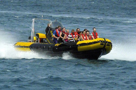 Speed Boat  pour mon EVJF à Ibiza