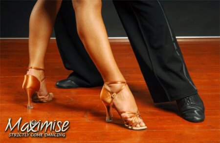 Strictly Come Dancing Experience in York for your hen party with hen maximise