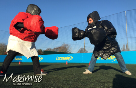 Sumo Sports Leeds for my Leeds(Maximise) Stag Do | Maximise Stag Weekends