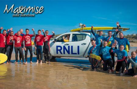 Surf Survivor Newquay