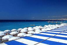 Tag am Meer für meinen JGA in Nice | Junggesellenabschied