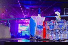 Tisch und Drinks für meinen JGA in Sofia   Junggesellenabschied