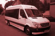 Transfer bus Bratislava
