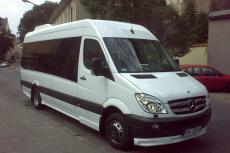 Transfert en Minibus  pour mon EVG à Séville | Enterrement de vie de garçon | idée enterrement de vie de garçon | activité enterrement de vie de garçon | idée evg | activité evg
