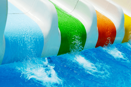 Wasserpark für meinen JGA in Ibiza | Junggesellenabschied