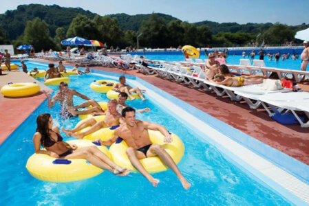 Waterpark and Saunaworld for my Zagreb Stag Do | Maximise Stag Weekends