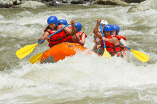 Whitewater Rafting for my Zagreb Stag Do | Maximise Stag Weekends