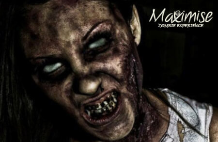 Zombie Apocalypse Challenge Bournemouth for your maximise stag party
