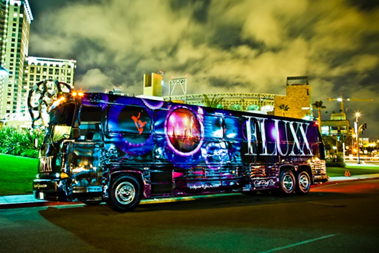 Mega PartyBus for my Cologne Hen Party | Maximise Hen Weekends